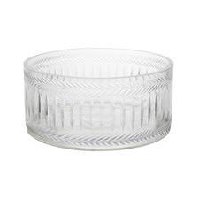 Marseille Cut Glass Bowl