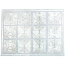 Grey Cape Cod Woollen Rug