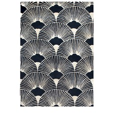 Gatsby Fan New Zealand Wool Rug