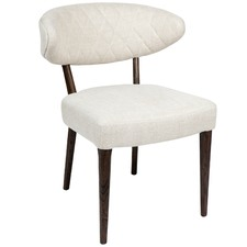 Clark Linen Dining Chair