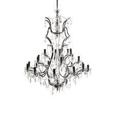 Waldorf Crystal Chandelier