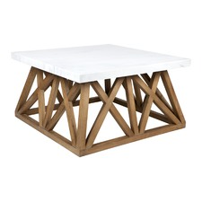 Haven Marble Coffee Table