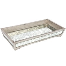 Bardot Mirrored Tray