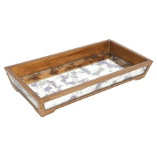 Catrall Mirrored Tray