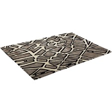 Fracture Wool Rug