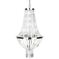 Allure 5 Light Crystal Chandelier