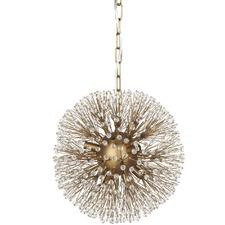 Dandelion Crystal Pendant Light