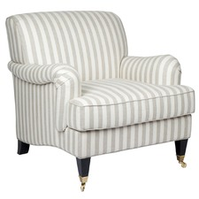 Manor Linen Armchair