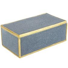 Medium Pique Rectangular Storage Box