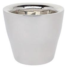 Nickel Revival Ice Bucket