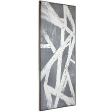 Shades of Grey Canvas Wall Art