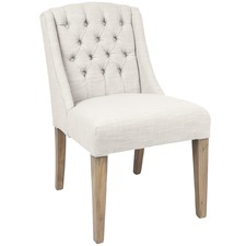 Natural Montauk Dining Chair