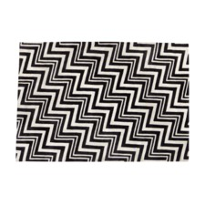 Chevron Viscose Rug