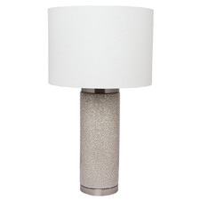 White Bogart Ceramic Table lamp