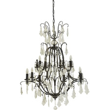 Belgravia 12 Light Chandelier