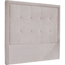 Cream Fallon Headboard
