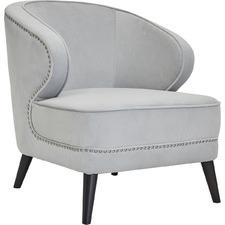 Hallie Velvet Armchair
