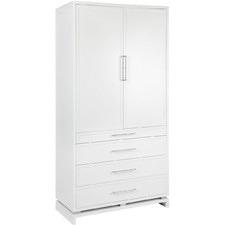 White Pearl Wardrobe