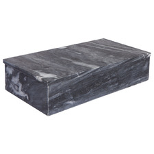 Grey Academy Storage Box
