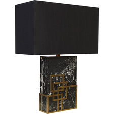 Hearst Marble Table Lamp