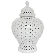 Minx Temple Jar