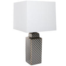 Muller Porcelain Table Lamp