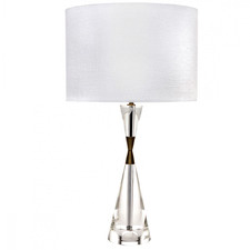 Schaub Metal Table Lamp