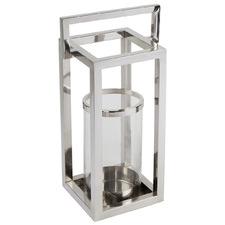Clovelly Stainless Steel Lantern