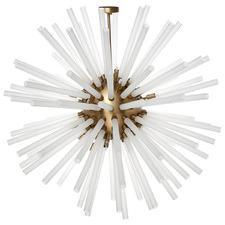 22 Light Atomic Metal Pendant