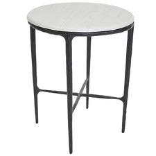 Heston Marble Side Table