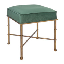 Emerald Green Clara Stool