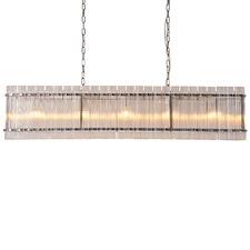 Lumos 10 Light Glass Pendant