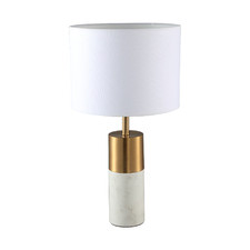 Aryx Faux Marble Table Lamp