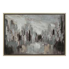 Homeward Bound Framed Canvas Wall Art