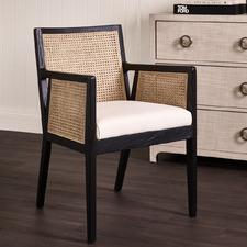 Thompson Cotton-Blend Dining Armchair