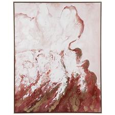 Precious Minerals Framed Canvas Wall Art