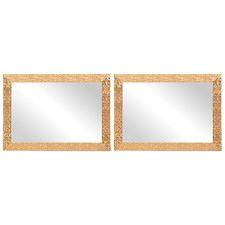 Antoine Wall Mirrors (Set of 2)