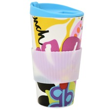 Gala Porcelain Traveller Mug