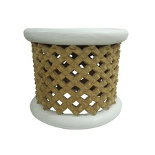 Bamileke Side Table