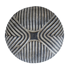 Small Burst Cameroon Decorative Shield