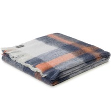 Stirling Mohair Throw