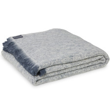 Granite Alpaca Throw