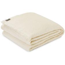 Natural Alpaca Throw Blanket
