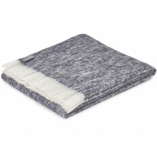 Fleet Mohair Throw