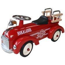 Metal Fire Engine Speedster