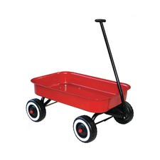 Large Red Kids' Wagon