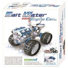 Kid's Salt Water Engine Car Toy