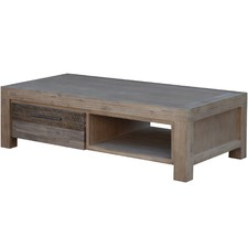 Sorrento Acacia Wood Coffee Table