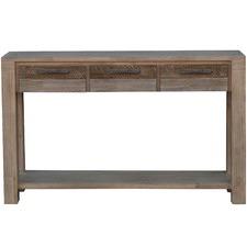 Sorrento Acacia Wood Sofa Table