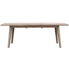 Grey Marco Extendable Wooden Dining Table